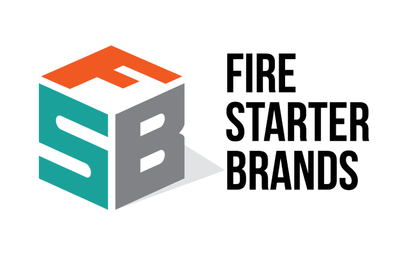 Logo Fire Starter Brands